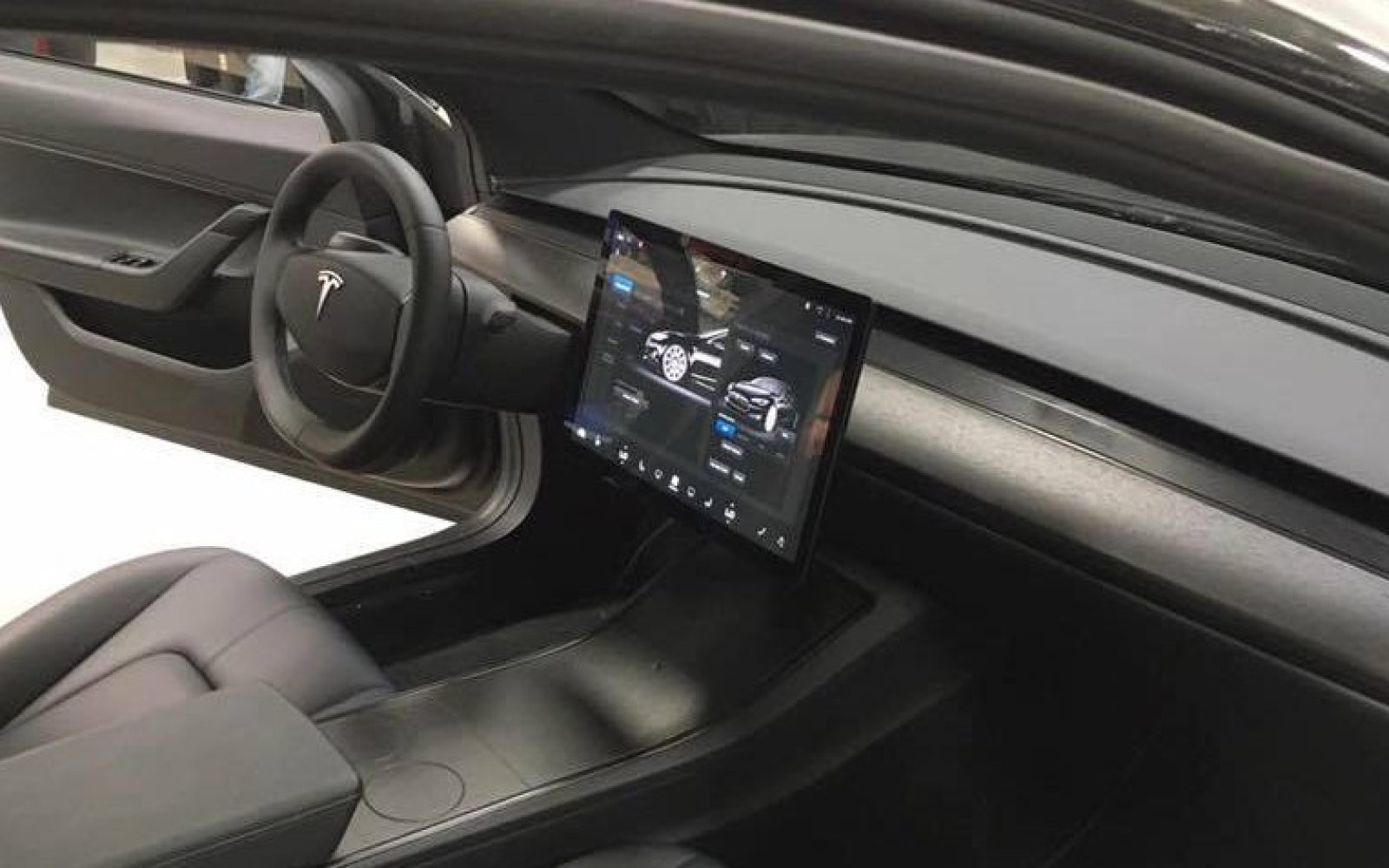 New Tesla Model 3 prototype pictures with rare shot of the interior [Gallery]