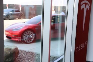 Model 3 red 5