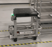 Tesla Gigafactory robot 7