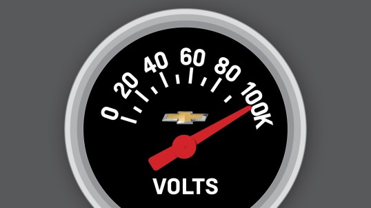 Chevrolet Volt helps 100,000 owners find new roads