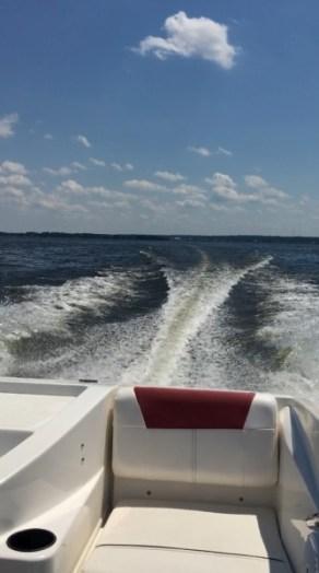Scott electric boat 1