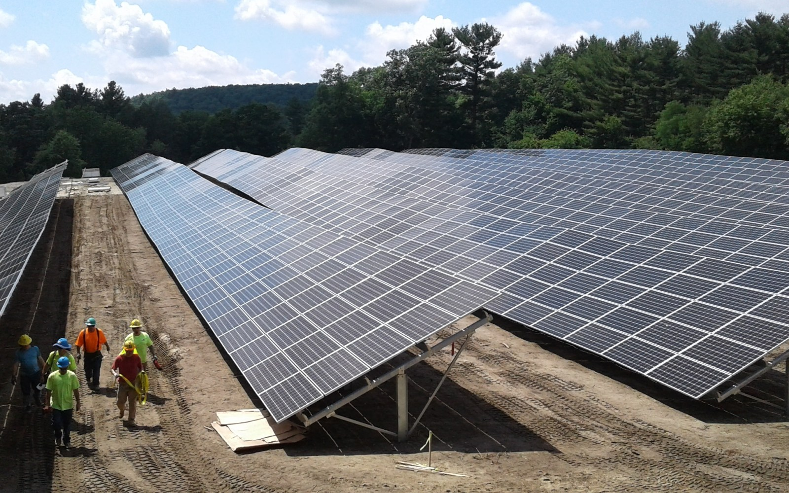 """Solar power cost down 25% in five months – """"There's no reason why the cost of solar will ever increase again"""""""