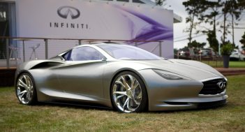 PEBBLE BEACH, Calif. (Aug. 16, 2012) - The Infiniti Emerg-e Concept, the latest embodiment of Infiniti Inspired Performance, makes its North American debut this weekend during festivities surrounding the 62nd annual Pebble Beach Concours d'Elegance, one of the world's premier celebrations of the automobile.