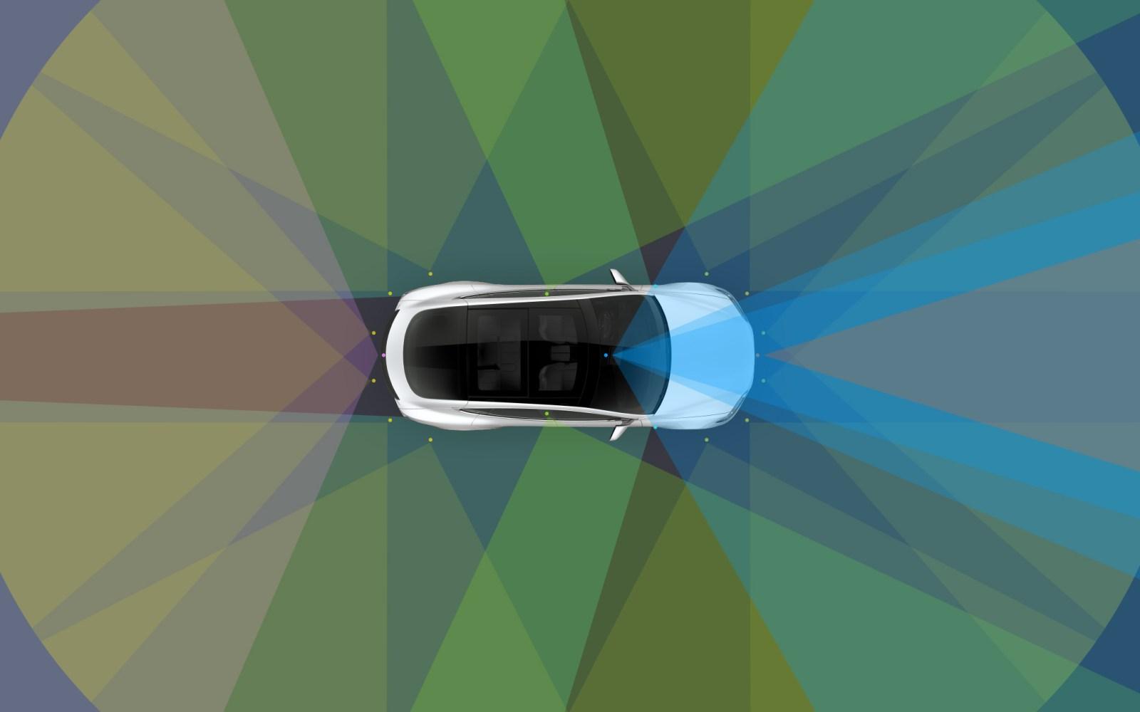 Tesla has now 1.3 billion miles of Autopilot data going into its new self-driving program