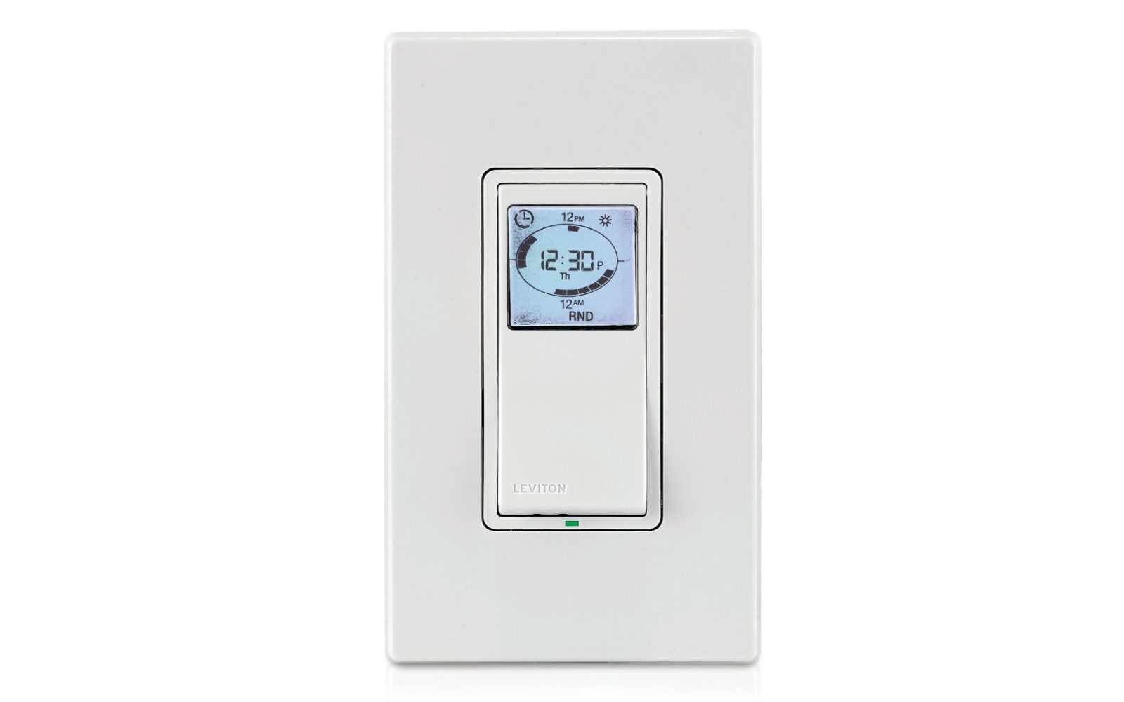 Green Deals: Leviton 24-hour Programmable Timer Switch w/ Display ...