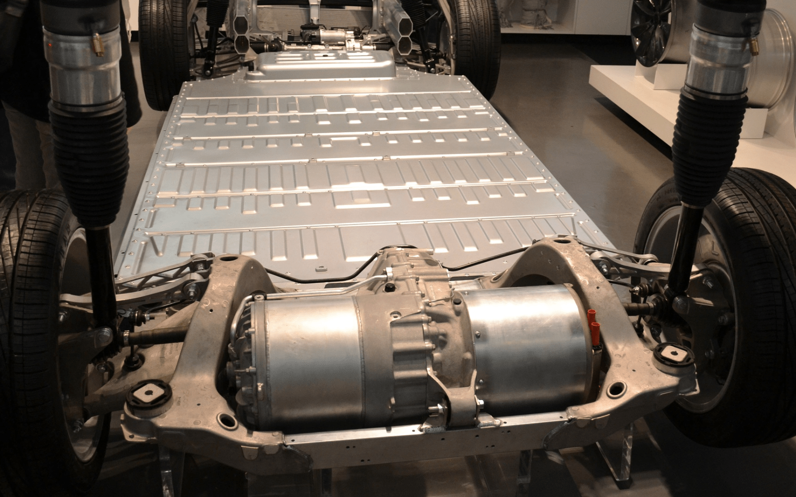 Tesla Is Building New Drive Unit Production Lines At The