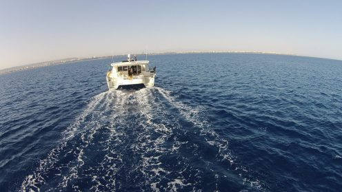 electric catamaran 2