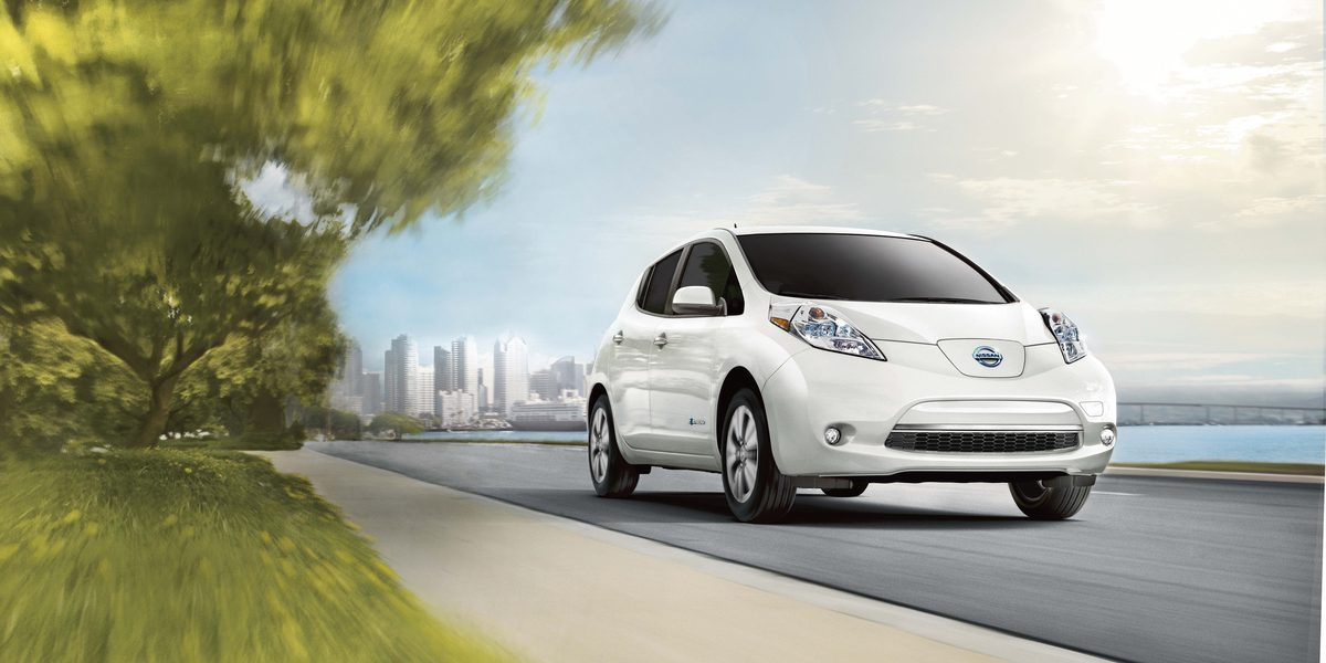 Nissan expects electric car sales to represent 20% of its business ...