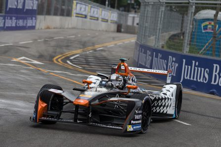 at 2016 Formula E World Championship, Rd01, Hong Kong e-prix, 9 October 2016