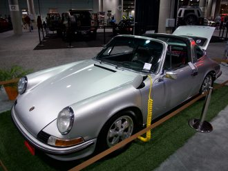 Zelectric Porsche 911 EV conversion