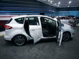 Ford C-MAX Energi Plug-in Hybrid