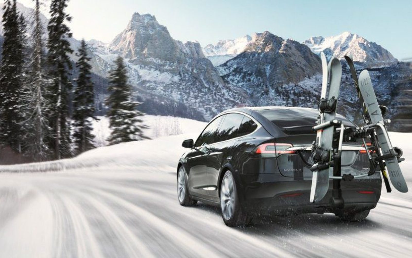 Tesla Releases New Aftermarket Products For Model X Ski