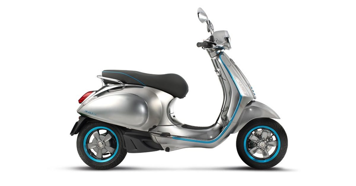 New clue reveals Aprilla may be preparing to debut an electric scooter - Electrek