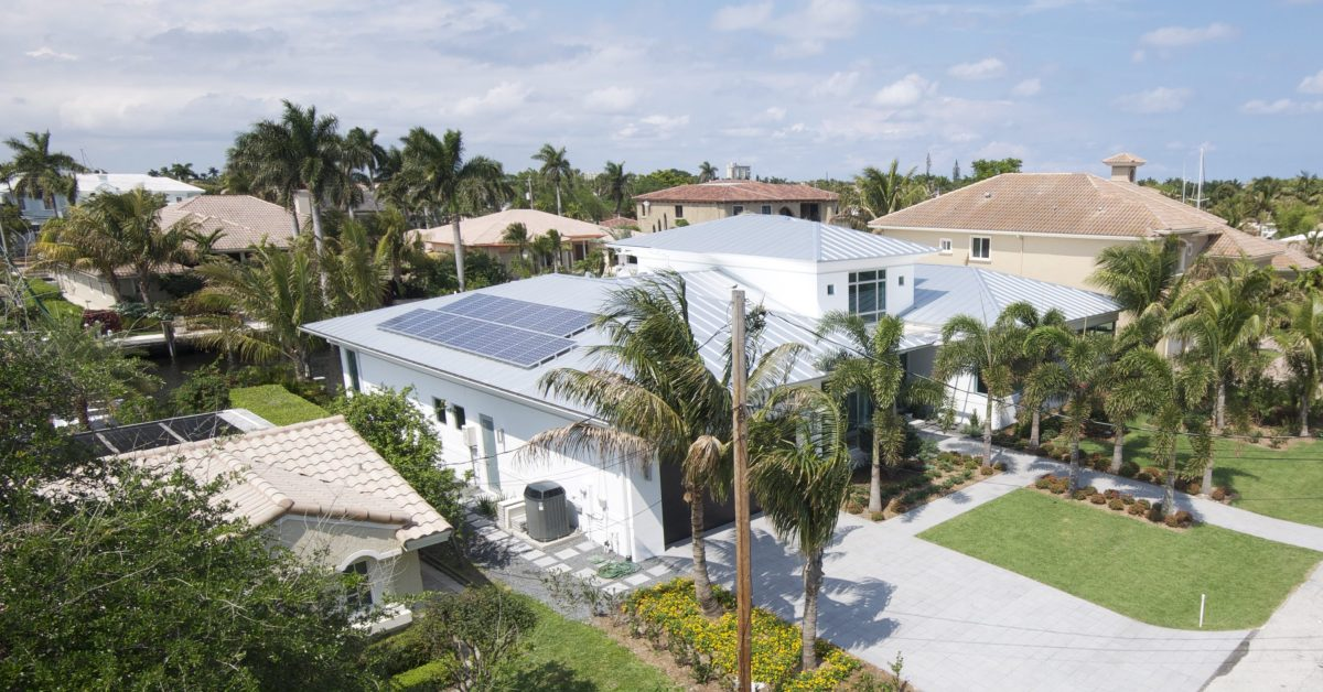 Florida utilities want to gut solar. Here's why - Electrek