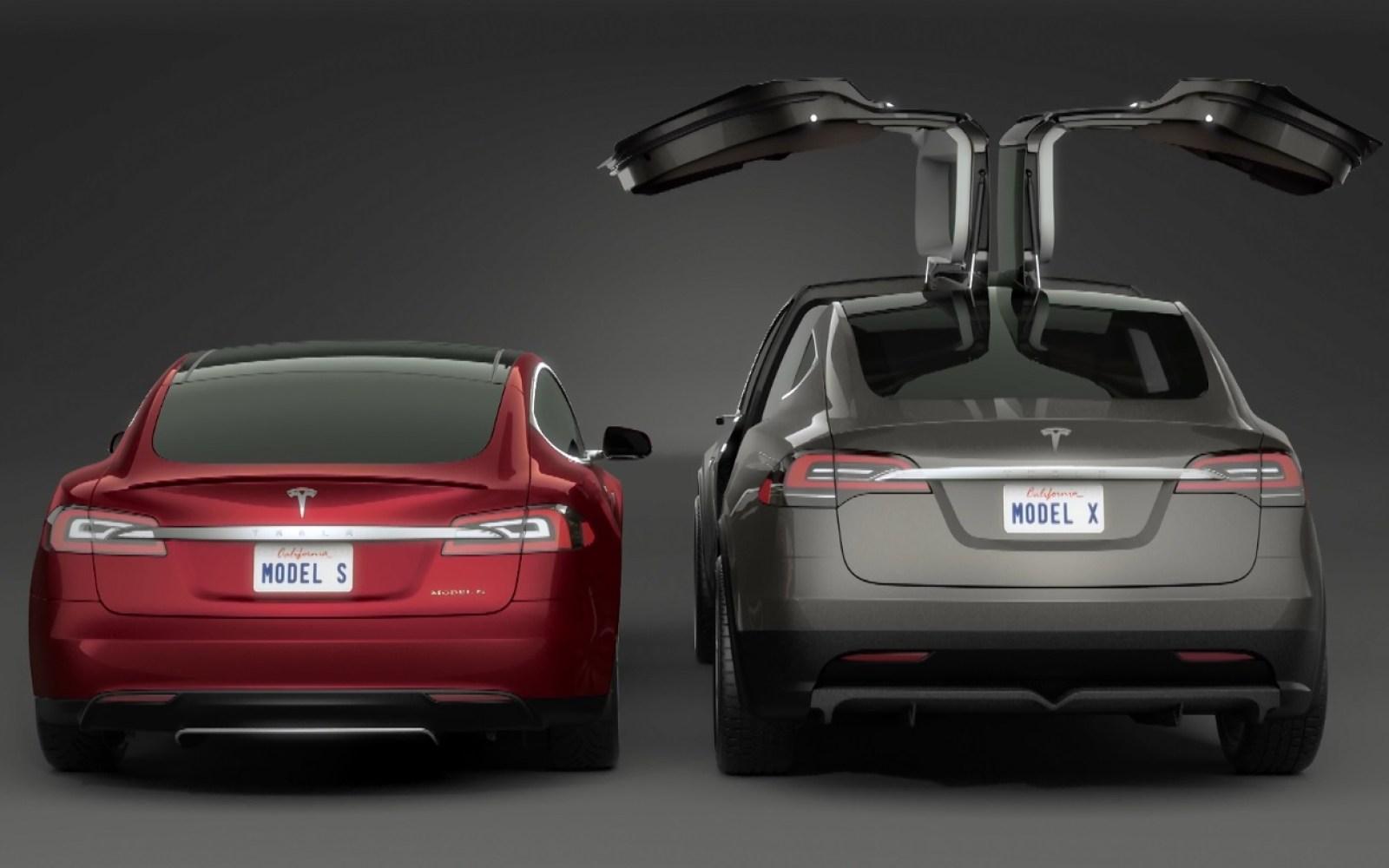 Tesla Updates Model S X Options Ahead Of Model 3 Launch