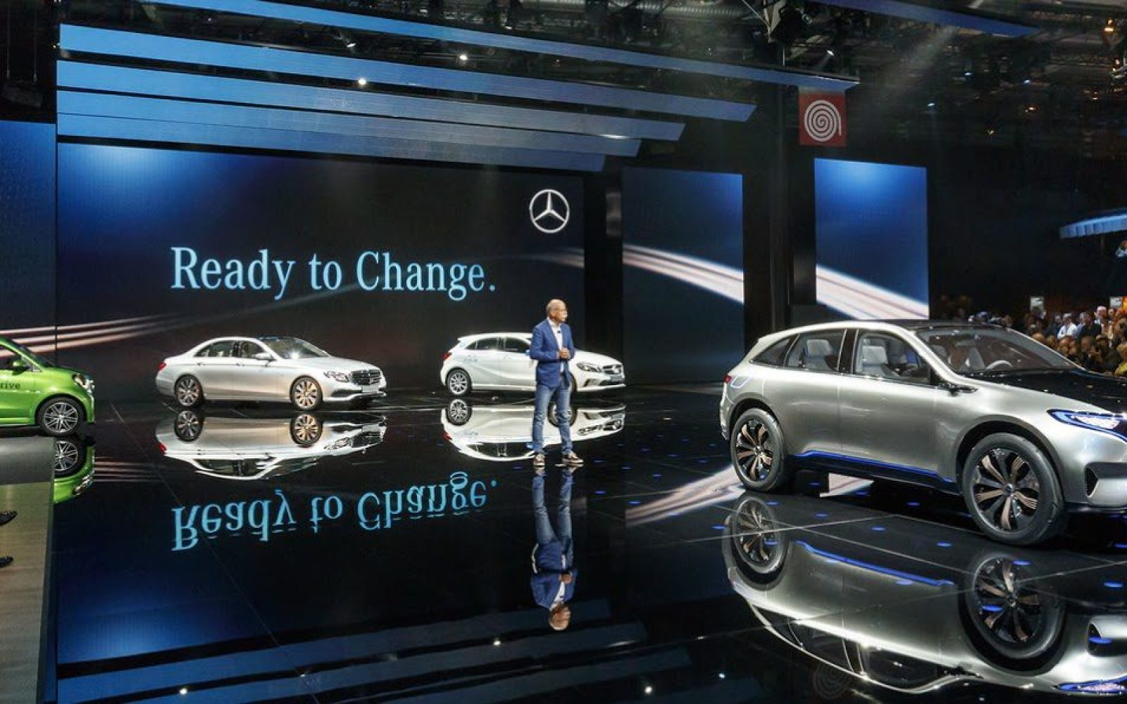 'Tesla has freed the electric car from its granola image', says Daimler CEO
