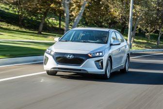 2017 Hyundai Ioniq EV (2)