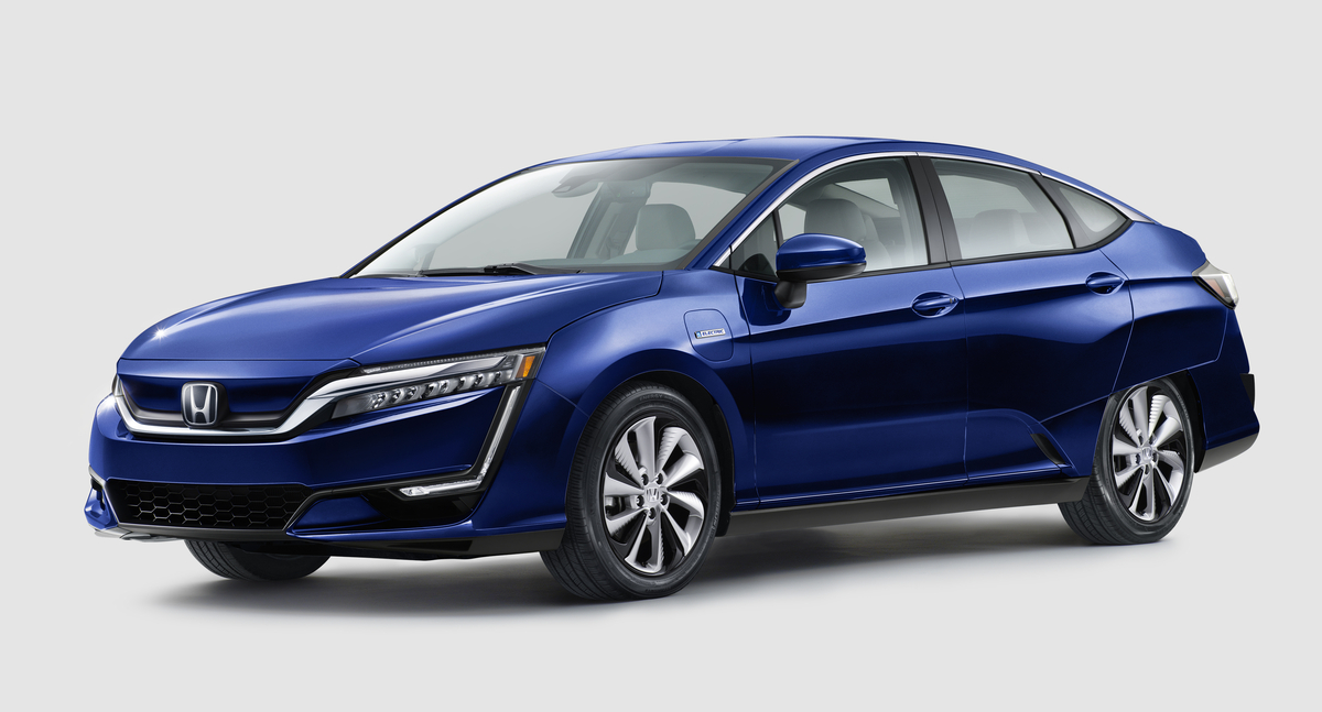 Honda Clarity EV Details: 89 Mile Range, Lease Only, $269/mo, Available  August 1 (DOA?)