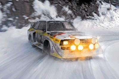 Audi Historic Rally Photos7