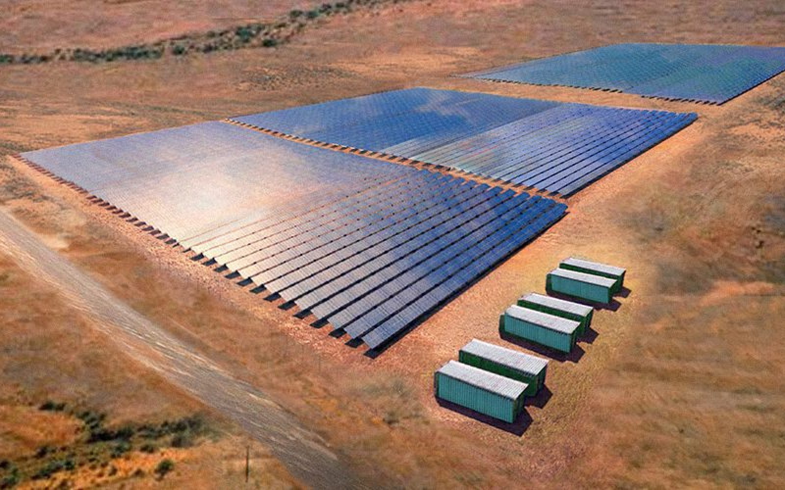 World's largest solar+battery project announced in South Australia: 330MW of solar & 100MW/400MWh of batteries