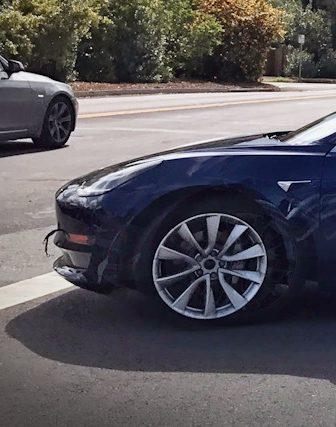 Model 3 blue rc 2