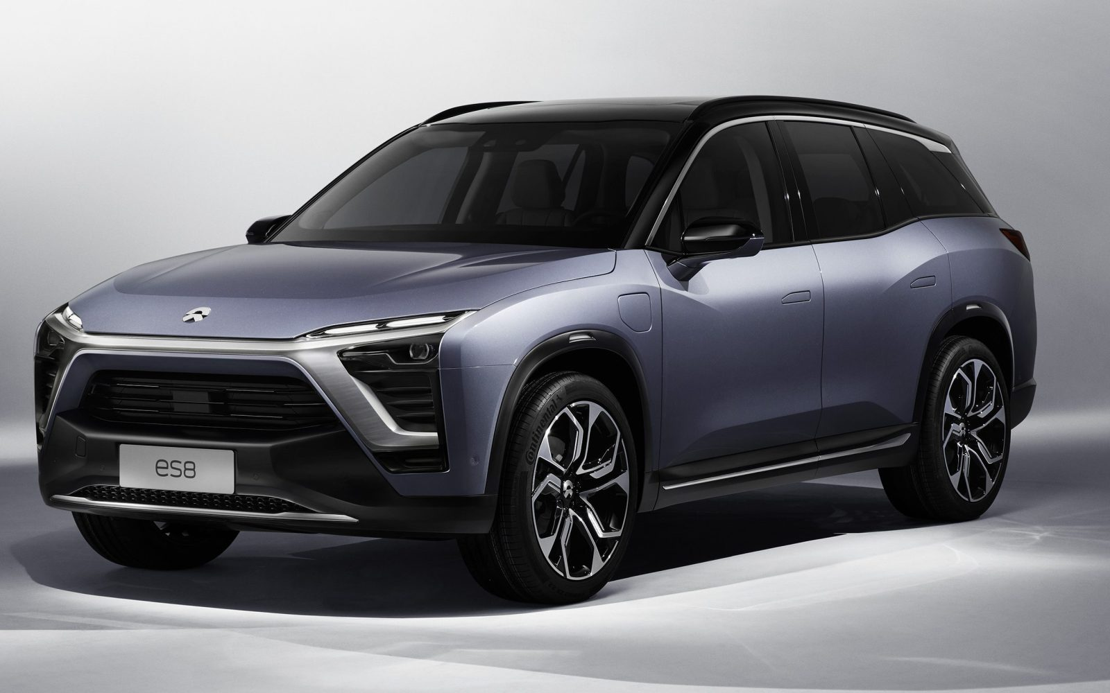 Nio Unveils Its First Production Electric Vehicle 7