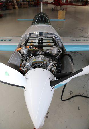 Elektromotor von Siemens ermöglicht neuen Geschwindigkeitsrekord / New propulsion system from Siemens enables new speed record