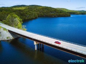 10 Electrek BMW 330e Hybrid 3 series sports sedan review croton reservoir