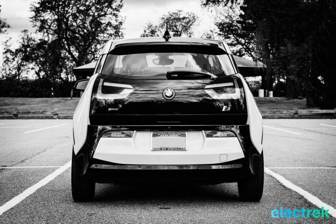 BMW i3 Electric Vehicle Urban Car Green Electrek-101 copy