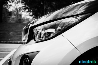 BMW i3 Electric Vehicle Urban Car Green Electrek-106