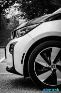BMW i3 Electric Vehicle Urban Car Green Electrek-107