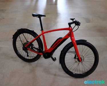 Grand Central Station Trek Super Commuter 8 Electric bike bicycle Electrek-127