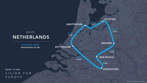 Hyperloop Netherlands
