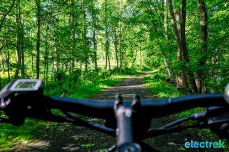 Old Croton Aquaduct Trail Trek Super Commuter 8 Electric bike bicycle Electrek-104