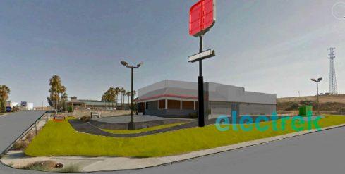 Tesla Supercharger Kettleman City 1