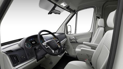 Interior - Driver Side