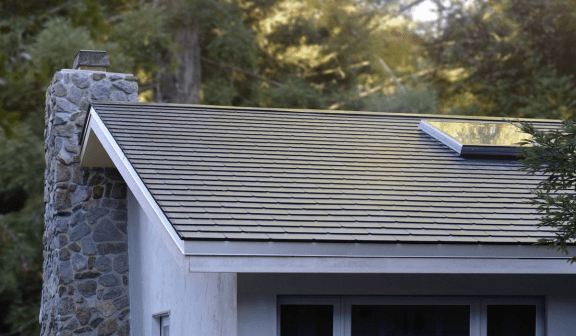tesla solar roof first intalls 3