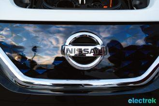 74 New Nissan Leaf 2018 Logo grille design National Drive Electric Week Bridgewater NJ-27