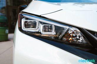 85 New Nissan Leaf 2018 headlight design National Drive Electric Week Bridgewater NJ-42