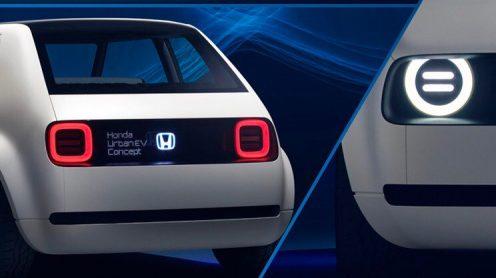 honda EV concept 1