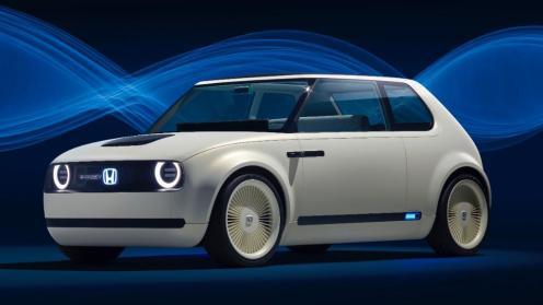honda EV concept 3