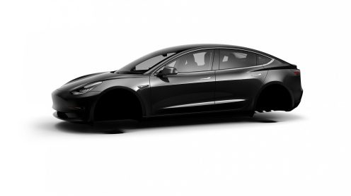 Model 3 black 1