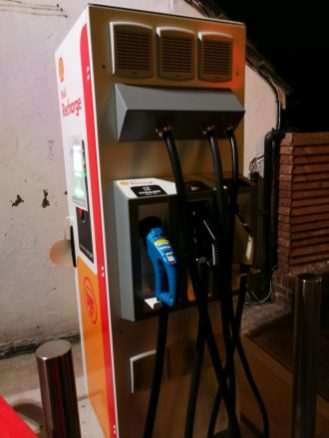 shell EV charger 2