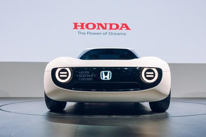 Honda at Tokyo Motor Show 2017
