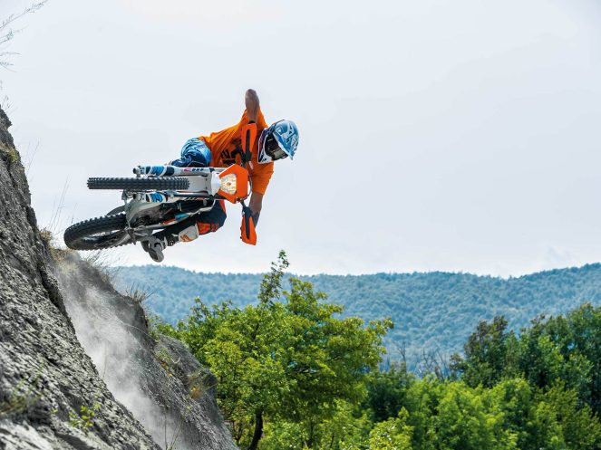 KTM unveils New Freeride E-XC and announces future e-mobility plans0000