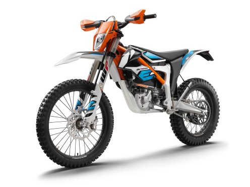 KTM unveils New Freeride E-XC and announces future e-mobility plans0003