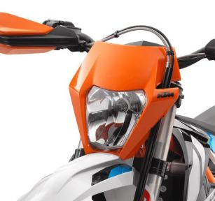 streetlegal KTM unveils 2018 Freeride E-XC with 50 percent more battery
