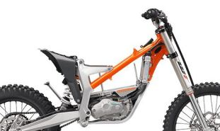 suspension KTM unveils 2018 Freeride E-XC with 50 percent more battery