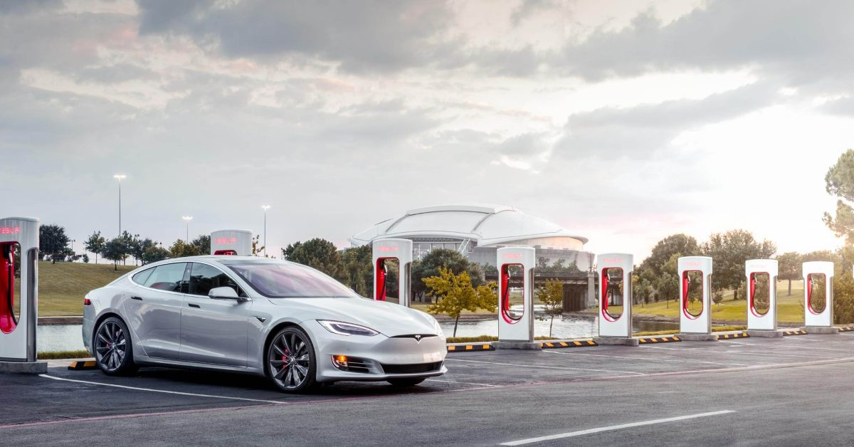 Tesla confirms plan to open Supercharger network to other automakers next year - Electrek