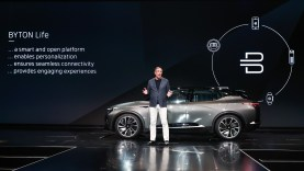 BYTON electric intelligent SUV makes global debut at CES (11)